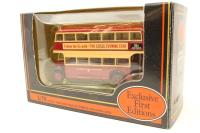 """EFE 26202-PO11 Guy Arab 1 utility 1940's d/deck bus """"Colchester Corporation"""" - Pre-owned - Very good box"""