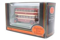 """EFE 27201-PO16 Leyland TD1 Open Staircase - """"Bolton Corporation Tramways"""" - Pre-owned - Good box"""