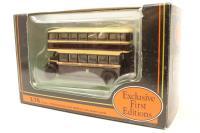 "EFE 27202-PO11 Leyland TD1 Open Staircase - ""Birkenhead Corporation Motors"" - Pre-owned - Good box"