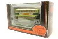 """EFE 27209-PO18 Country Green Leyland Titan TD1 with open staircase """"London Transport"""" - Pre-owned - Fair box"""