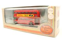 """EFE 30201EFE-PO32 Routemaster Prototype RM1 in red """"London Transport"""" - Pre-owned - Good box"""