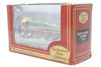 """EFE 31203-PO01 ERF KV 4 axle flatbed """"J&A Smiths of Maddiston"""" - Pre-owned - Good box"""