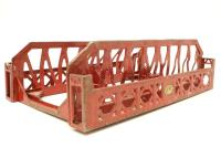 Lionel 317LIO-PO Steel Trestle bridge - Pre-owned - Bent sides - Worn paintwork - Replacement box