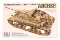 Tamiya 35356TAM-PO Archer Self-Propelled Gun - Pre-owned - Very good box - Factory sealed inner