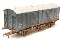 Dapol 4F-014-008-PO02 Fruit D van W38107 in BR blue - weathered - Pre-owned - Very good box
