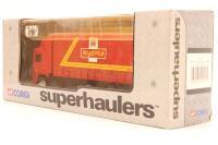 Corgi 59513-PO08 ERF EC Short Wheelbase Curtainside – Royal Mail - Pre-owned - Good box