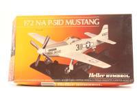 Heller 80268HEL-PO North American P-51D Mustang - Pre-owned - Good box