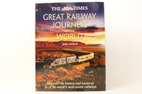 Harper Collins Publishers Ltd. 9780007949977-PO The Times - Great Railway Journeys of the World - Julian Holland - Pre-owned
