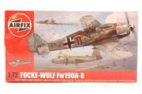 Airfix A01020-PO01 Focke Wulf Fw190A-8 fighter - Pre-owned - Factory sealed box