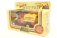Lledo DG08004-PO03 1920 Ford Model T tanker - 'Pennzoil' - Pre-owned - Good box