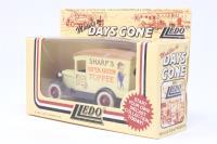 Lledo DG22011-PO01 1933 Packard Town Van - 'Sharps Toffee' - Pre-owned - Very good box