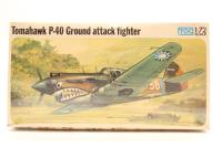 Frog F428-PO Tomahawk P-40 ground attack fighter - Pre-owned - Factory sealed box