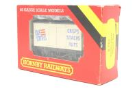 Hornby R725-PO11 Smiths Foods Closed Van  - Pre-owned - Good box