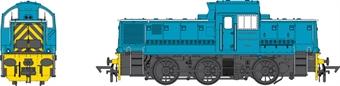 1416 Class 14 D9530 in NCB pale blue