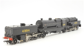 266203-PO03 Beyer Garratt 2-6-0 0-6-2 4994 LMS revolving coal bunker 1932-39. Pristine - Pre-owned - lamp added - Very good box