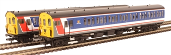 31-392 Class 414 2-HAP EMU 4322 in Network SouthEast livery