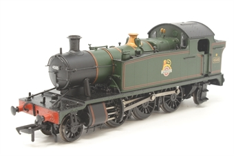 32-140-PO18 Class 4575 Prairie tank 2-6-2 4585 in BR lined green with early emblem - Pre-owned - missing rear coupling - replacement box