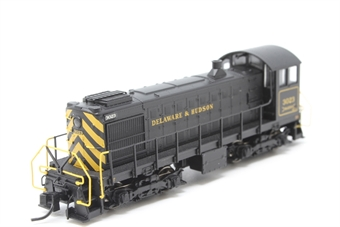 40002925-PO Alco S-2 #3023 Delaware & Hudson - DCC Sound Fitted - Pre-owned - Like new box