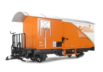 41283 MOB Goods Wagon GK 522 Getaz Romang