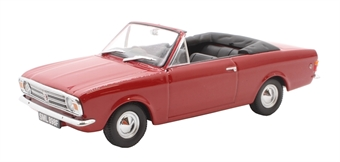 43CCC003 Ford Cortina Crayford Open Dragoon Red