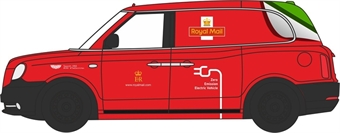 "43TX5003 TX5 Taxi Prototype VN5 van ""Royal Mail"""
