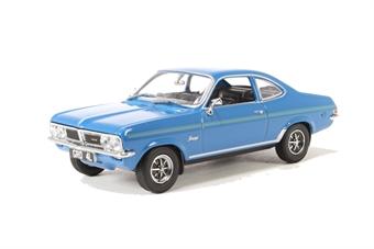 43VF001 Vauxhall Firenza Sport SL in Bluebird blue
