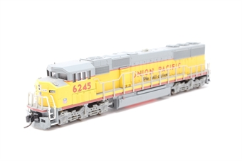 49206ATL-PO01 EMD SD60M #6245 of the Union Pacific Railroad - Pre-owned - DCC Fitted - numbered - very good box