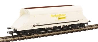4F-026-023 HIA aggregate limestone hopper 369023 in Freightliner white livery