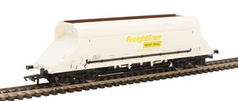 4F-026-024 HIA aggregate limestone hopper 369039 in Freightliner white livery