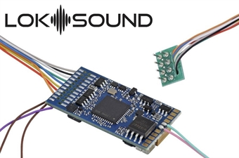 58-410 Loksound V5 8-pin sound decoder