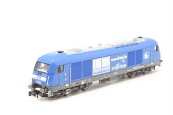 726001-PO01 Class BR 253 015-8 in PRESS livery - Pre-owned - Very good box