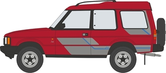 76DS1001 Land Rover Discovery 1 Foxfire