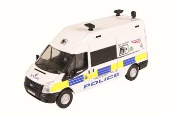 76FT026 Ford Transit LWB High - Police Network Rail Speed Camera