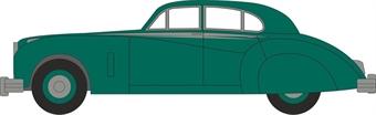 76JAG7006 Jaguar MkVII Racing Green