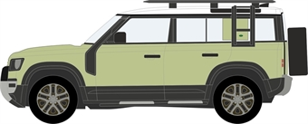 76ND110003 New Defender 110 Pangea Green