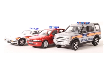76SET50 Metropolitan Police Set