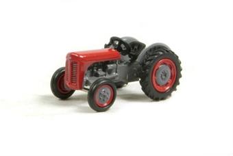 "76TEA002 Ferguson TEA 20 Tractor ""Grey & Red"""