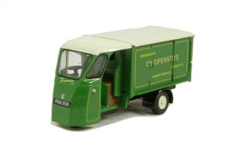 "76WE008 Wales & Edwards 'Standard' Bakery Van ""Birmingham Co-op"""