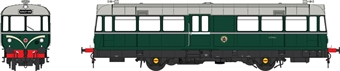 8707 Waggon und Maschinenbau Railbus E79963 in BR green with speed whiskers