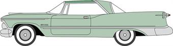 87IC59002 Imperial Crown 2 Door Hard Top 1959 Highland Green/Ballad Green