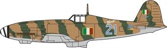 AC112 Fiat G55 Cantauro Montefusco-Bonet Squadron 1944