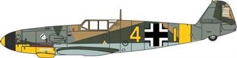 AC114S Messerschmitt Bf 109F-4/Trop104-Eberhard von Boremski - No Swastika