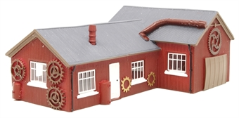 BL8002 Steampunk - time travel holiday homes