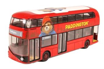 "CC89203 New London Routemaster - ""Paddington Bear"""