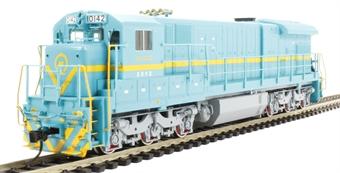 CD01006 ND5-1 Diesel Locomotive Beijing #0142