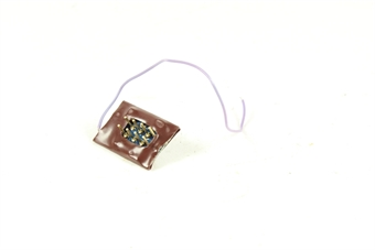 DCR-8PIN-Direct 8-pin compact direct 4-function 1.1Amp decoder with back EMF