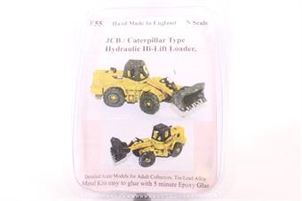 E55PD JCB/Caterpillar Type Hydraulic Hi-Lift Load Kit