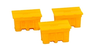 GM497 Modern grit boxes - pack of 3