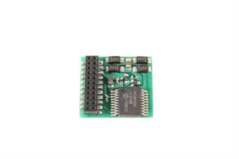 Imperium1 21 Pin MTC 6-function 'Imperium' DCC decoder