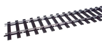 LTH-BHOO 960mm length of Code 75 Wooden-sleeper stainless steel bullhead flexible track